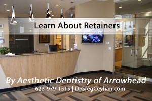 Learn About Retainers With Dr Greg Ceyhan