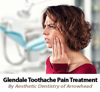 Toothache Pain Treatments by Dr. Greg Ceyhan in Glendale AZ