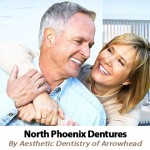 Denture Services in North Phoenix by Aesthetic Dentistry of Arrowhead