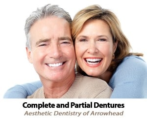 Dental Services for Complete and Partial Dentures in Glendale AZ