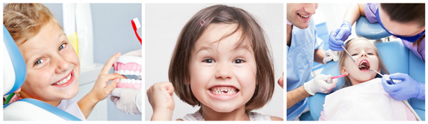 Starting Healthy Habits Early - Dental Care for Children