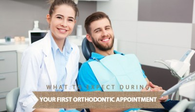 first orthodontic appointment